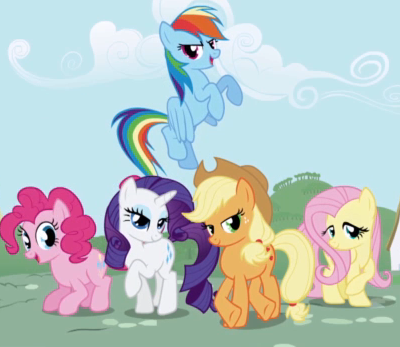 "The Physics of ""My Little Pony"""