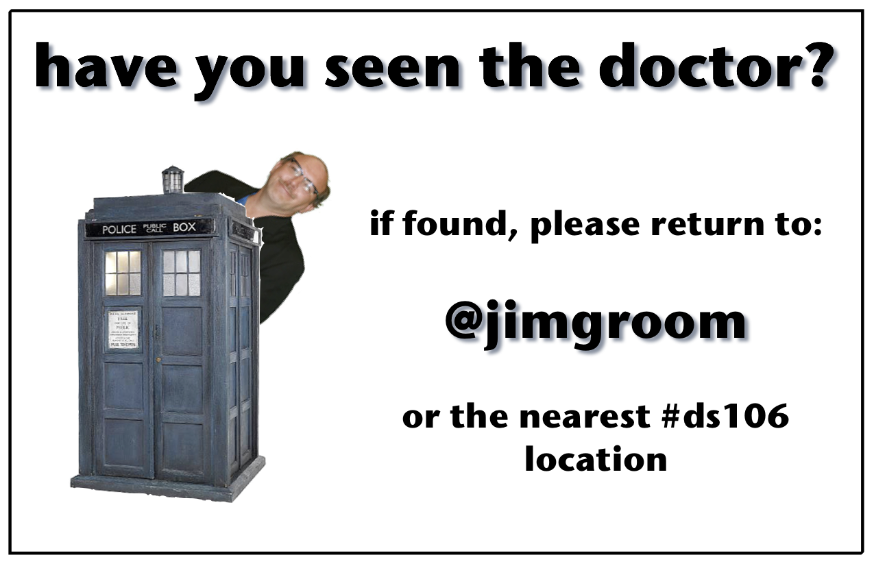 The Doctor is Missing!