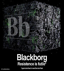 Blackborg Collective Assimilated!
