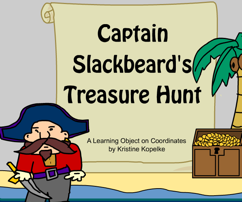 Exploring the Adobe Education Exchange – Legend of Captain Slackbeard