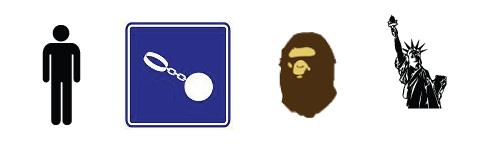 Easy Four Icon Challenge