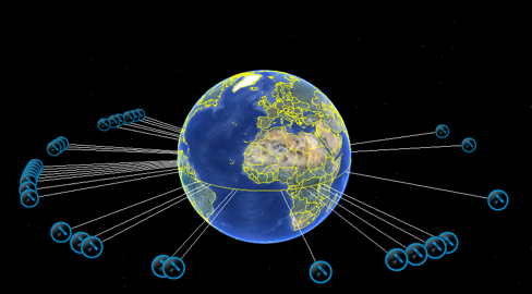 SES Satellite Fleet