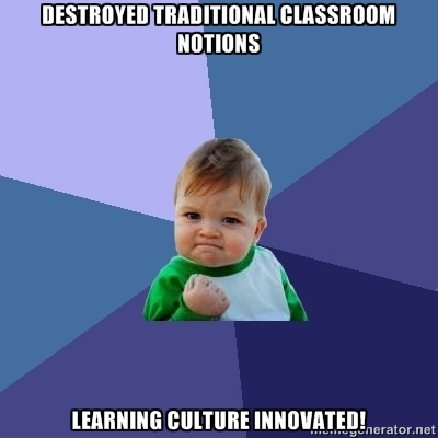 Learning Culture Innovated