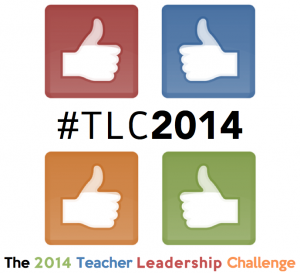 teacher leader challenge 2014 logo